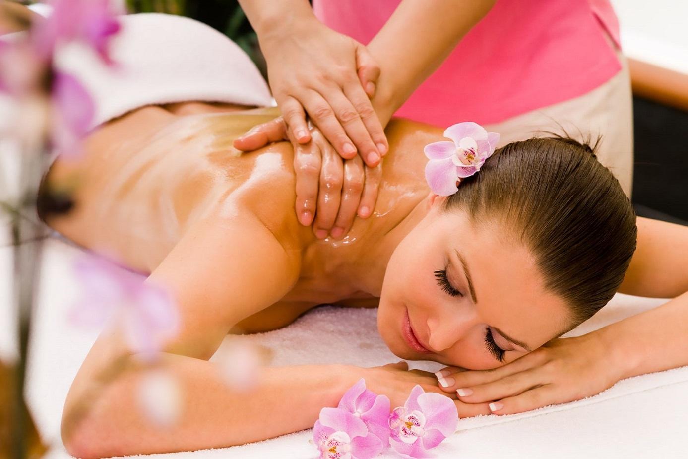 Ölmassage Aroma Massage Moosseedorf