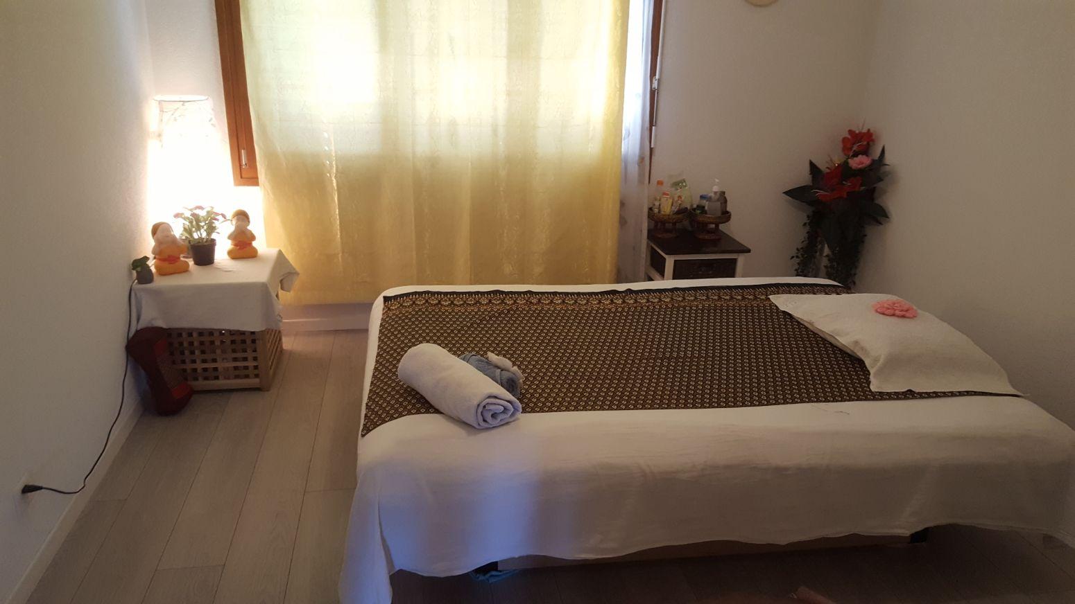 Massage aus Thailand